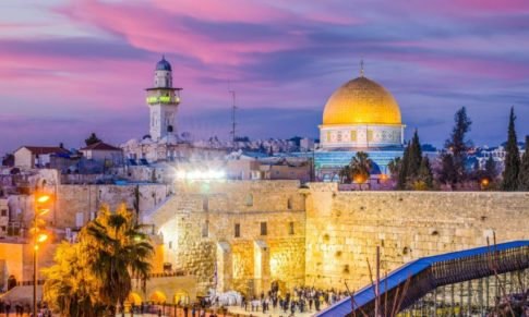 TOUR OF ISRAEL FROM 3RD TO 13TH OF APRIL 2019:
